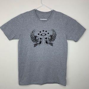 Oakley Skull Wings TShirt
